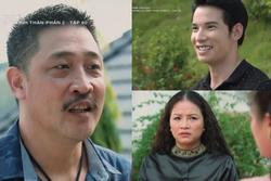 'Hương Vị Tình Thân' tập 60: Ông Tấn đưa con trai đi trốn, bỏ rơi bà Sa
