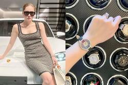 Đoàn Di Băng bị 'phốt' đeo đồng hồ 2,5 tỷ 'fake' lòe thiên hạ