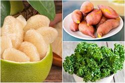 6 thực phẩm bán đầy chợ có tác dụng phòng tránh đột quỵ cực tốt