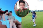 Hôn nhân hot boy cảnh sát và top 10 Hoa Hậu Việt Nam