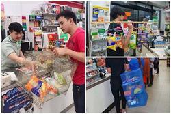 Người Thái Lan 'mặn mòi' khi bị cấm sử dụng túi nilong