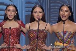 Thất vọng nhan sắc dàn thí sinh Hoa hậu Hoàn vũ Thái Lan 2021