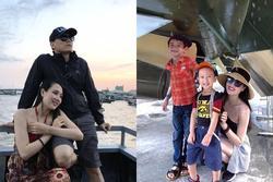 Ngô Quang Hải sống bình lặng bên vợ kém 25 tuổi