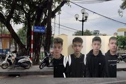 4 thanh niên truy sát, chém người đàn ông gục chết trước cổng công an phường