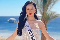 Bị tịch thu váy dạ hội, Ái Nhi phải đi mượn đồ thi Miss Intercontinental?
