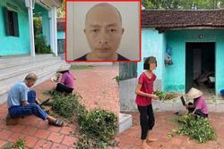 Camera ghi đối tượng thảm sát cả gia đình có thể đang ở Hà Nội