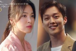 Song Hye Kyo 'cảm nắng' trai trẻ trong teaser bom tấn mới