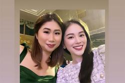 Linh Rin hé lộ mối quan hệ thân thiết với 'chị chồng' giàu có
