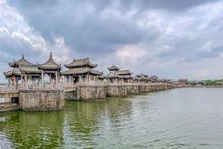 Vẻ đẹp cây cầu nổi tiếng trong lịch sử cổ đại Trung Quốc