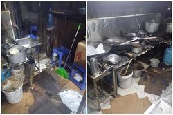 Nhân viên tung ảnh bếp quán cơm niêu Hà Nội bẩn kinh hoàng