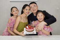 Tổ ấm Hương Giang và chồng Trung Quốc: 2 'trường phái' nhan sắc