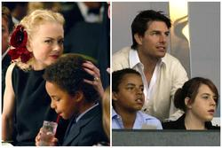 2 con nuôi bí ẩn của Tom Cruise