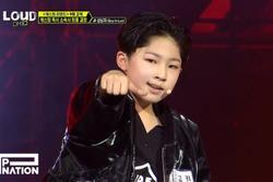 Thành viên 12 tuổi được ra mắt trong nhóm nhạc của PSY
