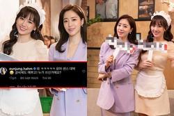 Màn tương tác của T-ara dưới bài đăng Hari Won nhắn nhủ Trấn Thành