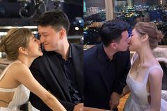 Huỳnh Anh lộ vẻ khác lạ, người tình bị 'chất vấn' cách nuôi