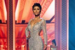 Thí sinh Miss Universe Thailand 'copy' váy H'Hen Niê