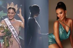 Tân Miss Universe Thailand bụng to hơn ngực, Kim Duyên ăn đứt