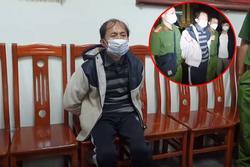 Clip: Bắt và di lý nghi phạm thảm sát gia đình ở Bắc Giang
