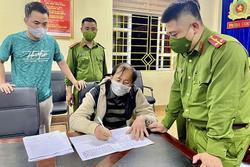Lạnh người trước lời khai ban đầu của kẻ thảm sát gia đình ở Bắc Giang