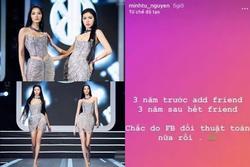 Minh Tú - Hoàng Thùy catwalk chung sàn runway giữa ồn ào 'nghỉ chơi'