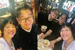 MC Thảo Vân hào hứng khoe bạn gái của con trai 16 tuổi