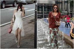 Đỗ Thị Hà, Kỳ Duyên, Mai Phương Thúy mặc xuề xòa ra phố