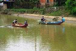 Tìm thấy thi thể bé 8 tuổi ở Nghệ An, cách nơi mất tích 3km