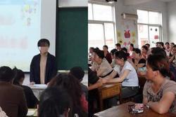 Cô giáo nhận kết đắng khi mời mẹ học sinh điểm thấp phát biểu
