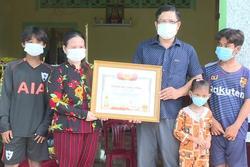 Công nhận liệt sĩ với tiểu thương tử vong khi cứu người