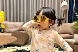Con gái Cường Đô La hóa 'xã hội thâm'