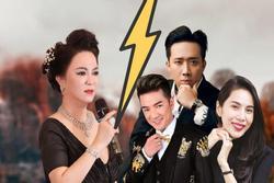 Nghệ sĩ Việt 'bất động' trước tình hình bão lũ miền Trung