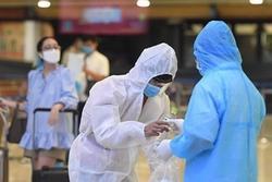 Hà Nội hướng dẫn biện pháp y tế với người về từ các địa phương khác