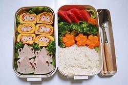 Công thức cơm hộp Hàn Quốc cho bữa trưa công sở