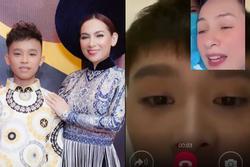 Xôn xao clip Hồ Văn Cường song ca cùng Phi Nhung đi từ thiện