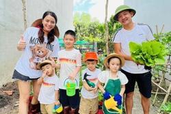 Hải Băng nói về con riêng của chồng: 'Tôi không phải mẹ'