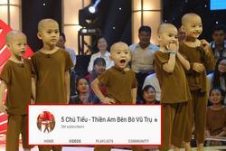 Có gần 1.000 video, kênh YouTube Tịnh Thất Bồng Lai kiếm bao tiền/tháng?