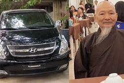 'Tịnh thất Bồng Lai' nhận xế hộp, tuyên bố: 'Xin 3 người đủ tiền'