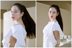 Mỹ nhân vạn người mê Son Ye Jin vẫn phải 'đầu hàng' trước kiểu tóc này