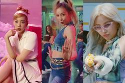 Phong cách Y2K phủ sóng các MV triệu view của Kpop