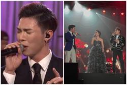 Erik quá lỗi khi 'đọ giọng' 2 vocalist đình đám Uyên Linh - Lân Nhã