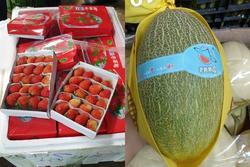 Tỉnh táo tránh mua nhầm 7 loại trái Trung Quốc tràn ngập chợ Việt Nam