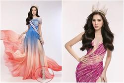 Đỗ Thị Hà bị góp ý điểm kém duyên trong bộ ảnh gửi Miss World 2021