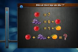 Bài toán Tiểu học khiến thí sinh Olympia khóc thét vì độ khó