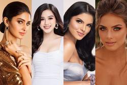 Đỗ Thị Hà lên trang chủ Miss World, nhan sắc 'hạ' bao nhiêu đối thủ?