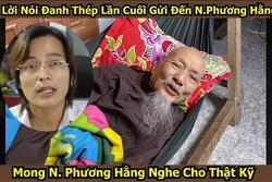 'Con trai' đáp sốc khi ông Lê Tùng Vân đồng ý xét nghiệm ADN